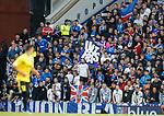 18.07.2019: Rangers v St Joseph's: Rangers fans