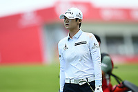 SINGAPORE - MARCH 03: Sung Hyun Park of South Korea on the 12th fairway during the final round of the HSBC Women's World Championship 2019 at Sentosa Golf Club - Tanjong Course, Singapore on March 03, 2019.<br /> .<br /> .<br /> .<br /> (Photo by: Naratip Golf Srisupab/SEALs Sports Images)<br /> .<br /> Any image use must include a mandatory credit line adjacent to the content which should read: Naratip Golf Srisupab/SEALs Sports Images