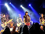 Taime Downe with the Sin City Sinners Jan 2013.
