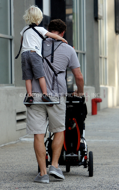 WWW.ACEPIXS.COM . . . . .  ....September 26 2011, New York City....Actor Liev Schriber takes his kids Samuel and Sasha go for a stroll in their Noho neighborhood on September 26 2011 in New York City....Please byline: NANCY RIVERA- ACEPIXS.COM.... *** ***..Ace Pictures, Inc:  ..Tel: 646 769 0430..e-mail: info@acepixs.com..web: http://www.acepixs.com