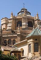 ESP, Spanien, Andalusien, Granada: Kathedrale   ESP, Spain, Andalusia, Granada: cathedral