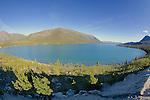 Kusawa Lake