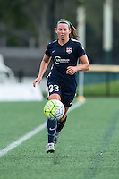 Allston, MA - Sunday July 17, 2016: Erin Simon during a regular season National Women's Soccer League (NWSL) match between the Boston Breakers and Sky Blue FC at Jordan Field.
