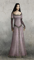 Balthazar Blake's love, Veronica who is trapped in the fourth Grimhold with Morgana. She was played by Monica Bellucci