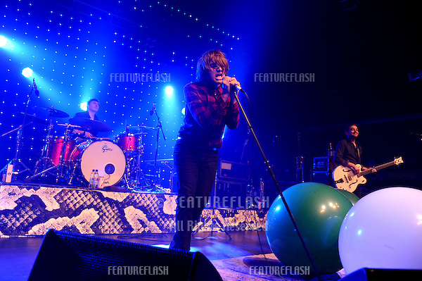 Musician Paolo Nutini plays live at the Forum, Kentish Town as part of the Q magazine gigs, London.  22/10/2010  Picture by: Steve Vas / Featureflash