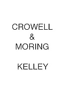Crowell & Moring KELLEY