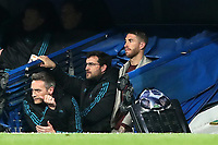 Real Madrid's Sergio Ramos during Champions League Quarter-Finals 2nd leg match. April 11,2018. (ALTERPHOTOS/Acero) /NortePhoto.com