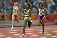 Melanie Walker, Jamaica, Women's 400m hurdles, Gold Medal.National Stadium. Atletica Leggera.Pechino - Beijing 20/8/2008 Olimpiadi 2008 Olympic Games.Foto Andrea Staccioli Insidefoto