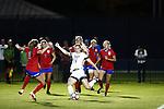 2016 BYU Women's Soccer vs SMU
