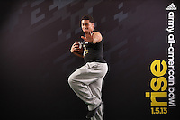 SAN ANTONIO, TX - JANUARY 3, 2013: The 2013 Army All-American Bowl National Combine Registration. (Photo by Jeff Huehn)