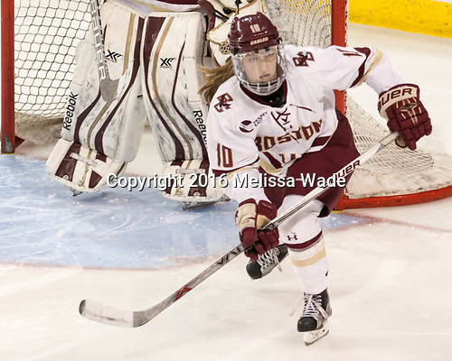 Kali Flanagan (BC - 10) - The Boston College Eagles defeated the visiting University of Maine Black Bears 2-1 on Saturday, October 8, 2016, at Kelley Rink in Conte Forum in Chestnut Hill, Massachusetts.  The University of North Dakota Fighting Hawks celebrate their 2016 D1 national championship win on Saturday, April 9, 2016, at Amalie Arena in Tampa, Florida.