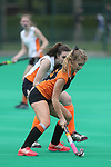 Welsh Youth Hockey Cup Final U18 Girls<br /> Swansea City v Gwent<br /> Swansea University<br /> 06.05.17<br /> &copy;Steve Pope - Sportingwales