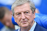 England Football Coach Roy Hodgson at the Stade Bollaert-Delelis in Lens, France this afternoon during their Euro 2016 Group B fixture.