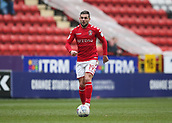 24th March 2018, The Valley, London, England;  English Football League One, Charlton Athletic versus Plymouth Argyle; Jake Forster-Caskey of Charlton Athletic in action