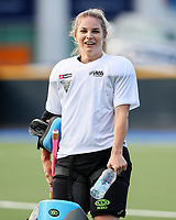 Brooke Roberts. Blacksticks Women's training game v Chile ahead of the 2019 FIH International Pro League Tournament, Grammar Hockey Turf, Auckland, New Zealand. Monday 17  December 2018. Photo: Simon Watts/Hockey NZ