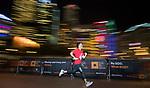 Action - Bloomberg Square Mile Relay Hong Kong 2017