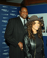 www.acepixs.com<br /> <br /> September 11 2017, New York City<br /> <br /> Boxer Larry Holmes and actress Rosie Perez at the Annual Charity Day hosted by Cantor Fitzgerald, BGC and GFI at Cantor Fitzgerald on September 11, 2017 in New York City<br /> <br /> By Line: William Jewell/ACE Pictures<br /> <br /> <br /> ACE Pictures Inc<br /> Tel: 6467670430<br /> Email: info@acepixs.com<br /> www.acepixs.com