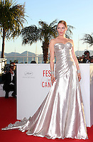 Uma Thurman attends the Palme D'Or Winners Photocall - 66th Cannes Film Festival