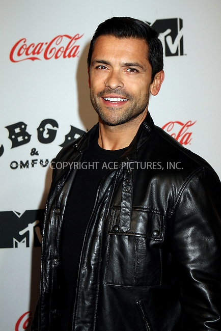 WWW.ACEPIXS.COM<br /> <br /> October 8, 2013...New York City<br /> <br /> Mark Consuelos at the premiere of 'CBGB: The Movie' during the CBGB Music &amp; Film Festival 2013 at Landmark Sunshine Cinema on October 8, 2013 in New York City.<br /> <br /> By Line: Nancy Rivera/ACE Pictures<br /> <br /> <br /> ACE Pictures, Inc.<br /> tel: 646 769 0430<br /> Email: info@acepixs.com<br /> www.acepixs.com