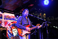 LONDON, ENGLAND - FEBRUARY 2: Slick Aguilar of 'Live Dead 69' performing at Under The Bridge on February 2, 2018 in London, England.<br /> CAP/MAR<br /> &copy;MAR/Capital Pictures