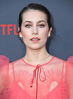 "10 June 2019 - Westwood, California - Emma Fuhrmann. Netflix's ""Murder Mystery"" Los Angeles Premiere held at Regency Village Theater. Photo Credit: Birdie Thompson/AdMedia"