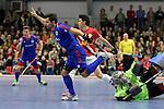 TSV Mannheim v Mannheimer HC - Herren - Hallenhockey