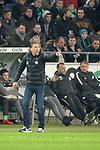 28.01.2018, HDI Arena, Hannover, GER, 1. Bundesliga, Hannover 96 - VfL Wolfsburg, im Bild Wolfsburg's Trainer Martin Schmidt<br /> <br /> Foto &copy; nordphoto / Dominique Leppin