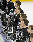 The Boston College Eagles defeated the Providence College Friars 3-2 in regulation on October 29, 2005 at Kelley Rink in Conte Forum in Chestnut Hill, MA.  It was BC's first Hockey East win of the season and Providence's first HE loss.