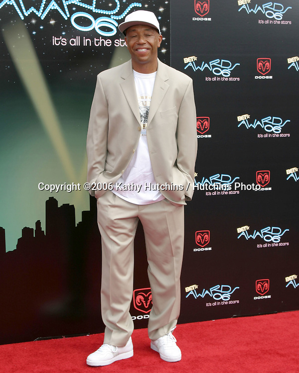 Russell Simmons.BET Awards 2006.Shrine Auditorium.Los Angeles, CA.January 27, 2006.©2006 Kathy Hutchins / Hutchins Photo....