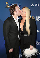 7 February 2019 - Los Angeles, California - Daryl Sabara, Meghan Trainor. the Delta Air Line 2019 GRAMMY Party held at Mondrian Los Angeles. <br /> CAP/ADM/FS<br /> ©FS/ADM/Capital Pictures