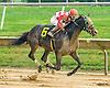 Sheikinator winning at Delaware Park on 9/28/16