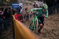 Maud Kaptheijns (NED/Cr&eacute;lan-Charles)<br /> <br /> women's race<br /> CX World Cup Koksijde 2018