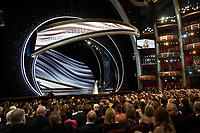 Laura Dern accepts the Oscar® for Actress In A Supporting Role during the live ABC Telecast of The 92nd Oscars® at the Dolby® Theatre in Hollywood, CA on Sunday, February 9, 2020.<br /> *Editorial Use Only*<br /> CAP/AMPAS<br /> Supplied by Capital Pictures