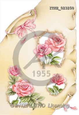 Isabella, FLOWERS, paintings(ITKE023250,#F#) Blumen, flores, illustrations, pinturas ,everyday