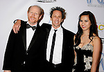 LOS ANGELES, CA. - January 24: Producers Ron Howard, Brian Grazer and Chau-Giang Thi Nguyen  arrive at the 20th Annual Producer's Guild Awards at the The Hollywood Palladium on January 24, 2009 in Los Angeles, California.