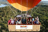 20150125 January 25 Hot Air Balloon Gold Coast