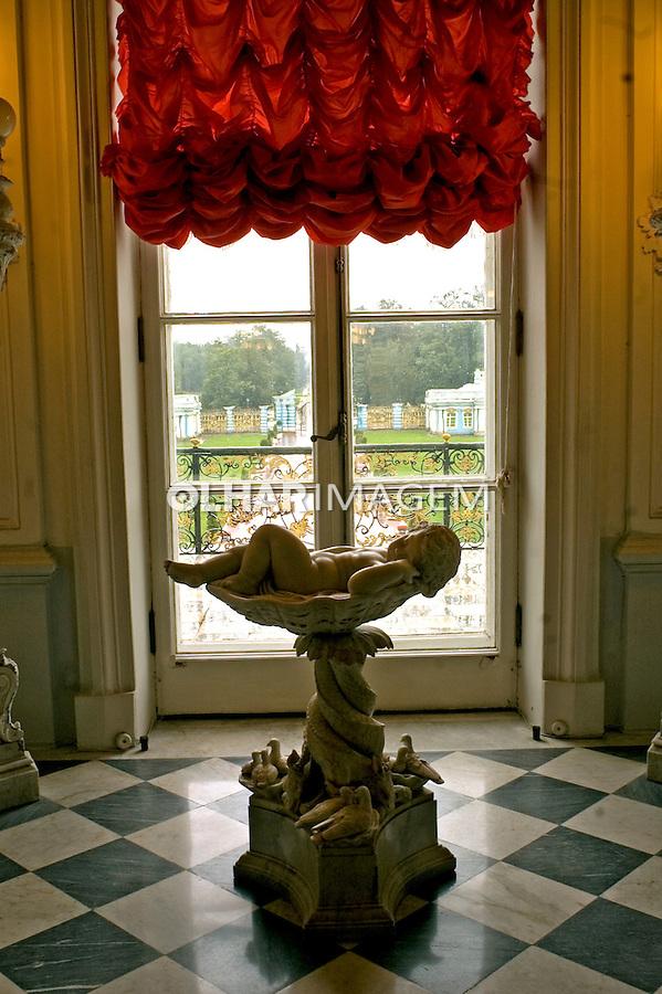 Palácio Puskin em São Petersburgo. Russia. 2008. Foto de Cris Berger.