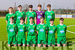 Kerry  U17 SSE Airtricity U17 League of Ireland Kerry  V  Cork City at Mounthawk Park on Sunday