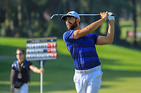 Erik Van Rooyen (RSA) during the third round of the Turkish Airlines Open, Montgomerie Maxx Royal Golf Club, Belek, Turkey. 09/11/2019<br /> Picture: Golffile | Phil INGLIS<br /> <br /> <br /> All photo usage must carry mandatory copyright credit (© Golffile | Phil INGLIS)