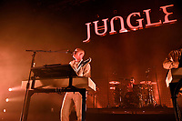 AUG 05 Jungle performing at Nile Rodgers' Meltdown, UK