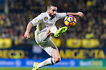 Daniel Carvajal Ramos of Real Madrid in action during their La Liga match between Villarreal CF and Real Madrid at the Estadio de la Cerámica on 26 February 2017 in Villarreal, Spain. Photo by Maria Jose Segovia Carmona / Power Sport Images