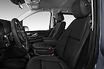 Front seat view of 2018 Mercedes Benz Metris Passenger-Van 5 Door Passenger Van Front Seat  car photos