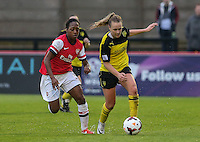 Arsenal Ladies v Watford Ladies - Conti Cup - 01/05/2014