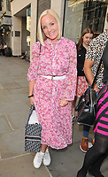 "Kerry Ellis at the ""Waitress"" cast change media night, Adelphi Theatre, The Strand, London, England, UK, on Tuesday 02nd July 2019.<br /> CAP/CAN<br /> ©CAN/Capital Pictures"