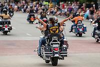 Harley-Davidson 110th Anniversary - Reuters