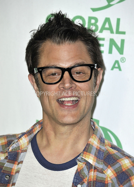 WWW.ACEPIXS.COM....February 20 2013, LA....Johnny Knoxville arriving at the Global Green USA's 10th Annual Pre-Oscar Party held at Avalon on February 20, 2013 in Hollywood, California.......By Line: Peter West/ACE Pictures......ACE Pictures, Inc...tel: 646 769 0430..Email: info@acepixs.com..www.acepixs.com