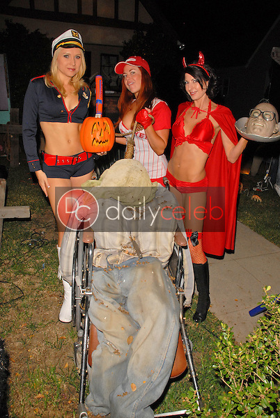Alana Curry, Lisa Cash and Jamie Carson<br />