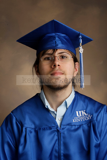 Harlan, Michael photographed during the Feb/Mar, 2013, Grad Salute in Lexington, Ky.