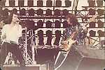 Uriah Heep, Pete Goalby, Bob Daisley, Castle Donnington Monsters of Rock 1982 Donnington 1982