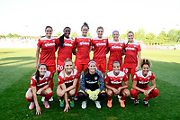 Boyds, MD - Saturday June 03, 2017:  Washington Spirit Starting XI during a regular season National Women's Soccer League (NWSL) match between the Washington Spirit and the Houston Dash at Maureen Hendricks Field, Maryland SoccerPlex
